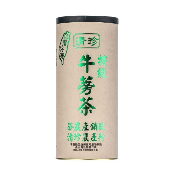 牛蒡茶罐裝