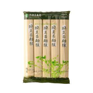 豌豆苗麵線